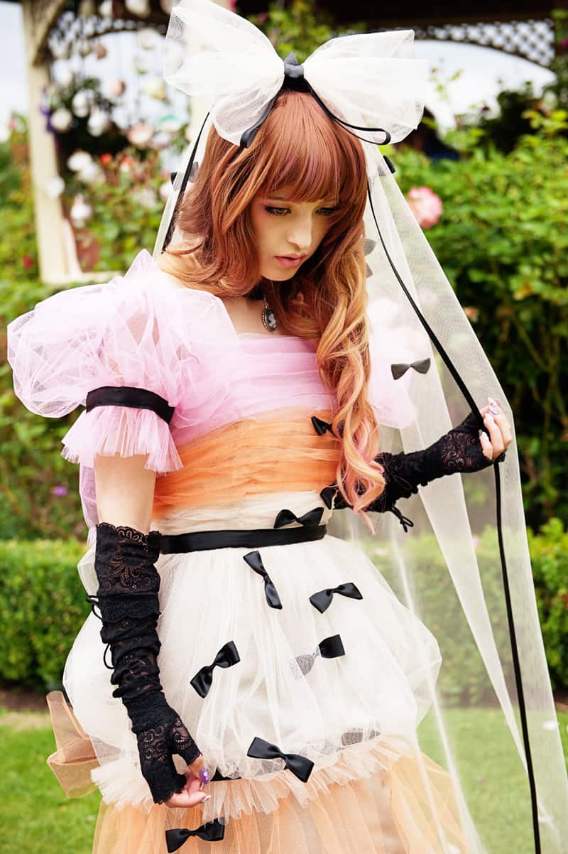 Harajuku/ Hello Kitty Inspired Styled Shoot