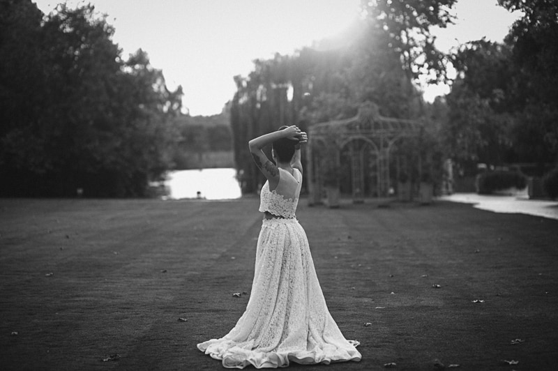 Pineapple Styled Summer Wedding Inspiration Bridal Fashion Unique Bride-36