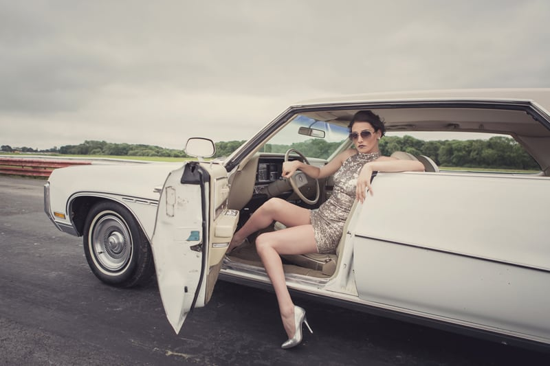 A Fierce, Edgy American Styled Editorial (4)