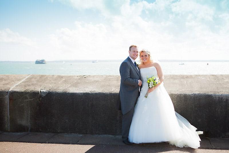 A Nautical themed DIY Wedding (14)