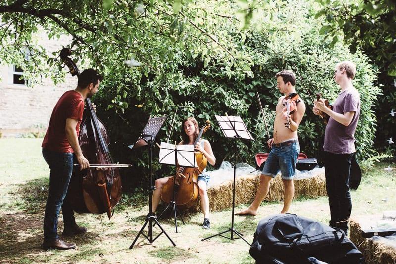 Folly farm wedding by Liron Erel 0021