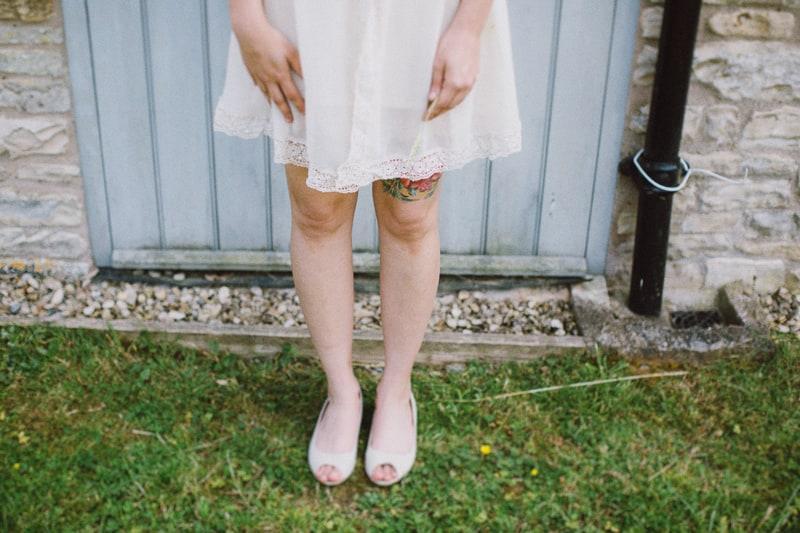 Folly farm wedding by Liron Erel 0036