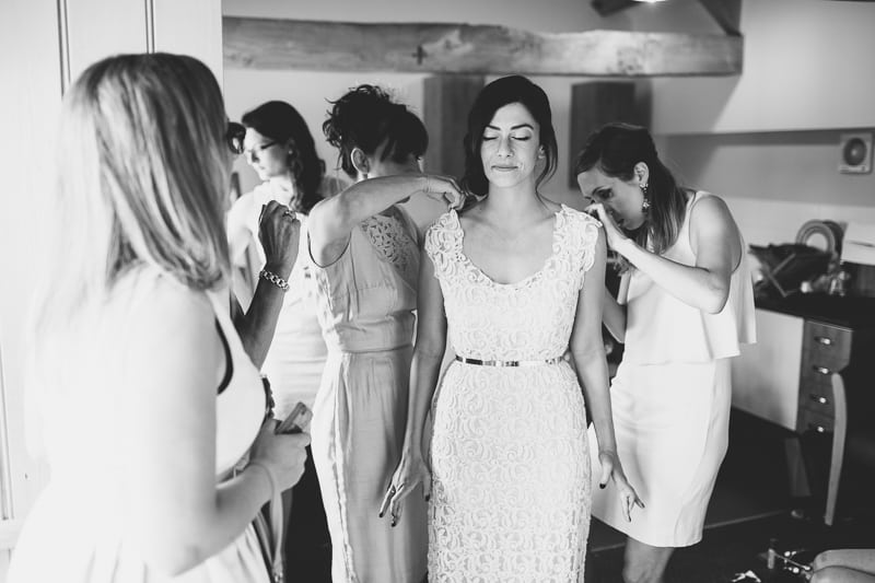 Folly farm wedding by Liron Erel 0044