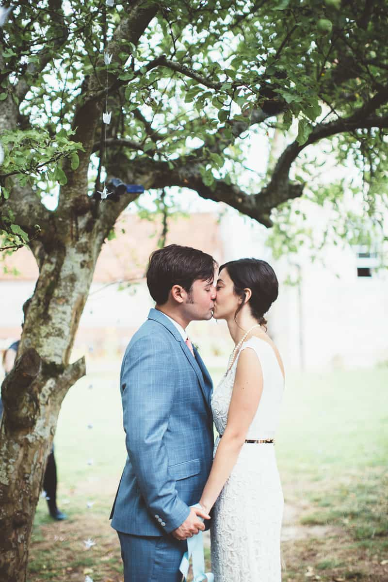 Folly farm wedding by Liron Erel 0063