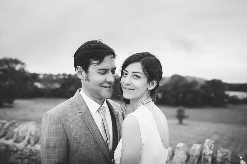 Folly farm wedding by Liron Erel 0100
