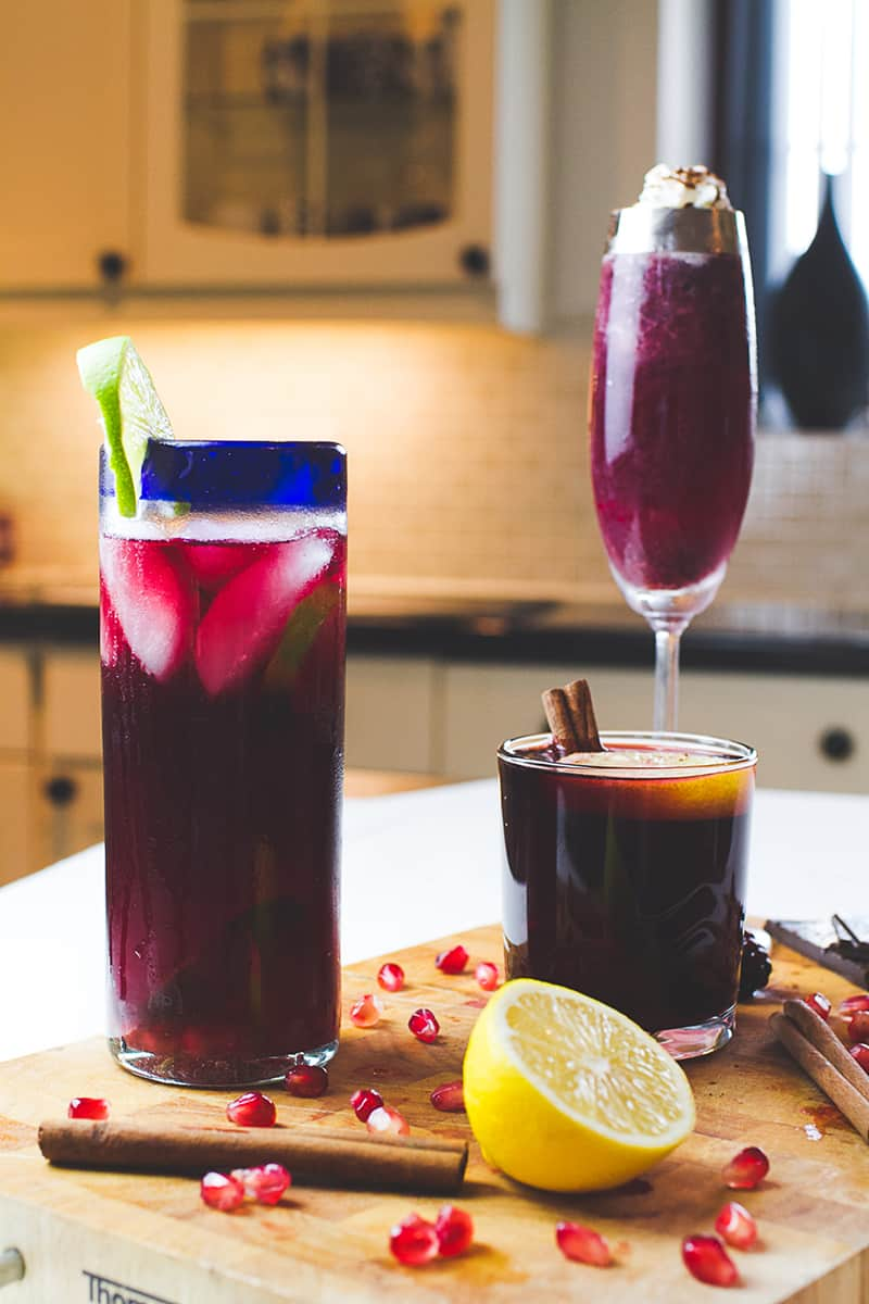 Red Wine Cocktail Recipe-5