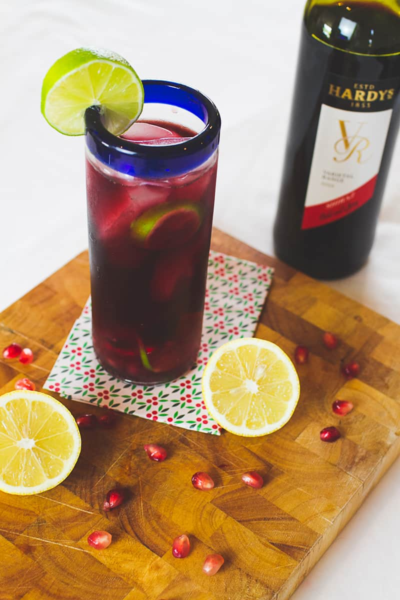 Red Wine Cocktail Recipe