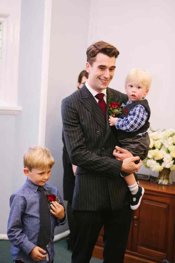 Stylish, Intimate Family Picnic Wedding (1)