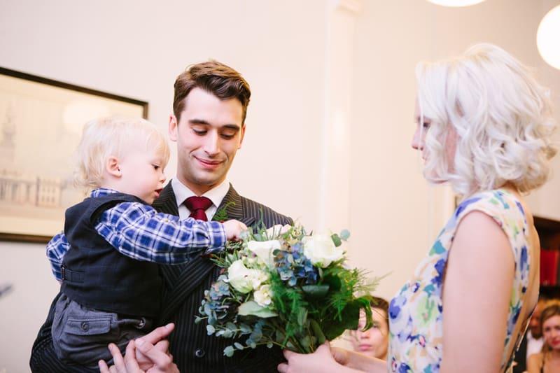 Stylish, Intimate Family Picnic Wedding (5)
