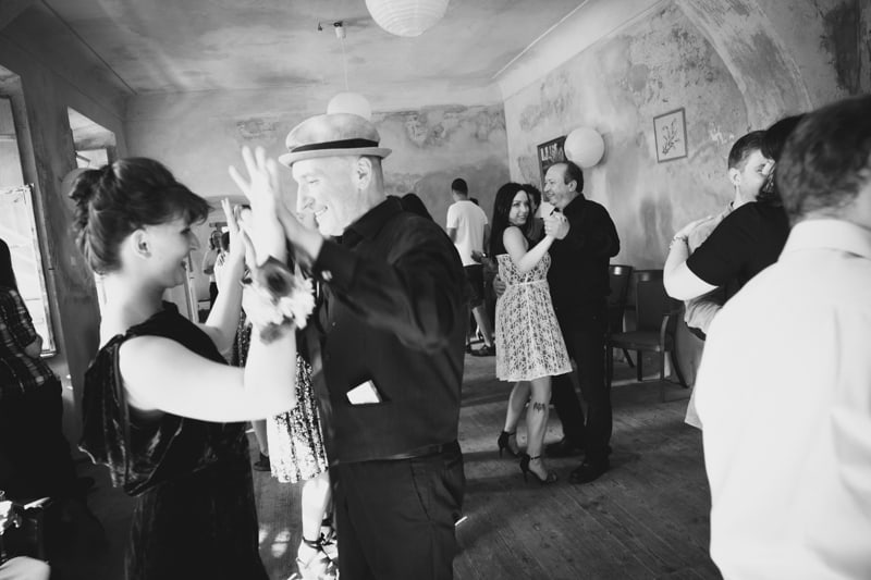 A Positively Pagan Wedding in the Czech Republic