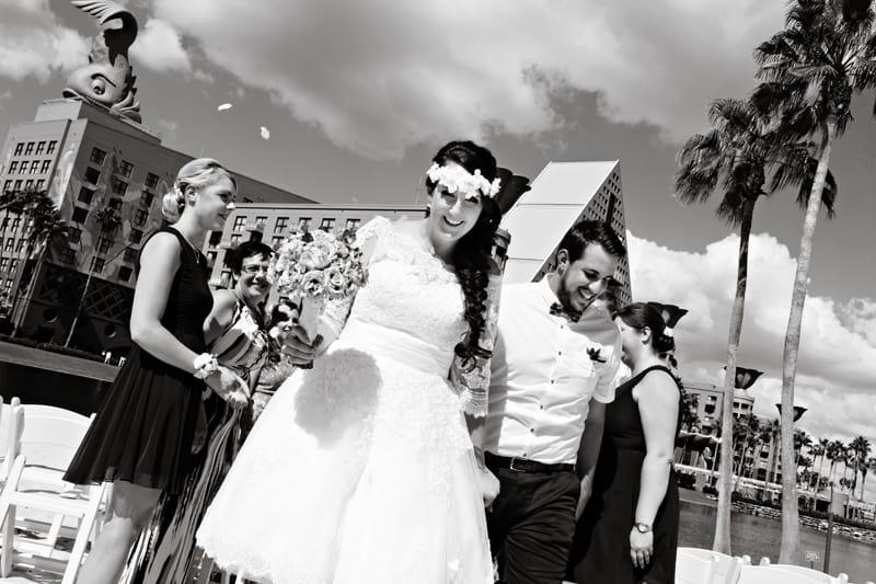 A Disney Wedding in Orlando Stephanie Dreams Blog (16)