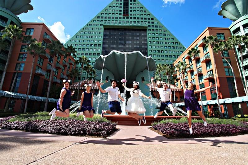 A Disney Wedding in Orlando Stephanie Dreams Blog (21)