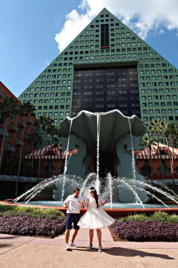 A Disney Wedding in Orlando Stephanie Dreams Blog (23)
