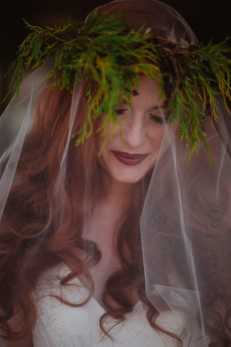 Christmas Bridal Brunch Log Cabin Hot Chocolate Festive Shoot-19