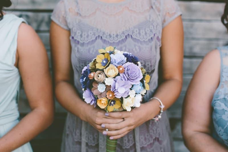 DIY Wedding Inspiration Rustic Cute 27