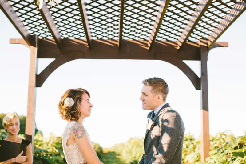 DIY Wedding Inspiration Rustic Cute 34
