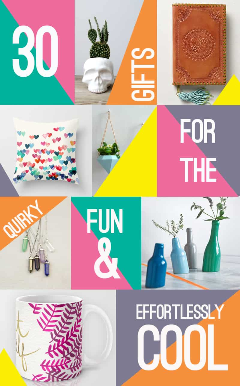 Gifts For The Quirky Fun Cool