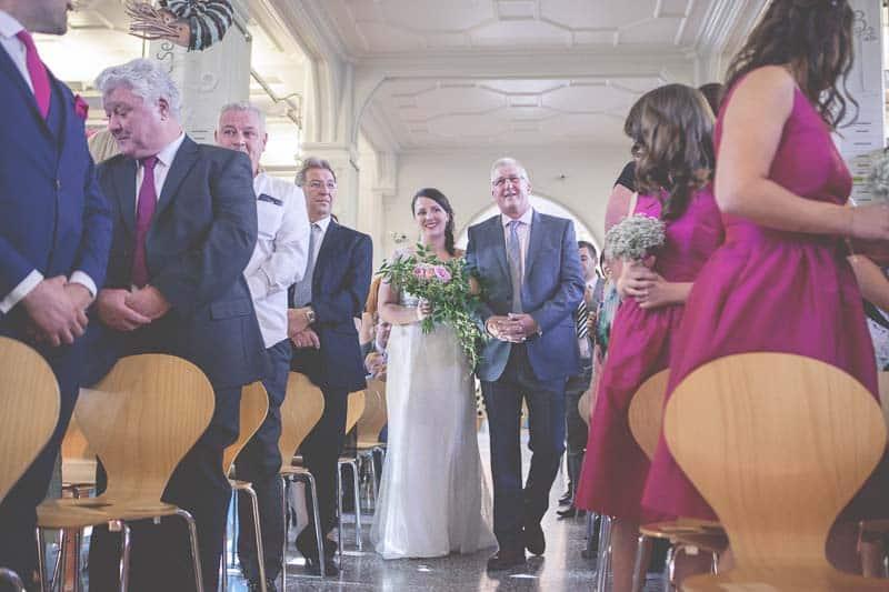 Glitter & Science Manchester Musuem Wedding (6)
