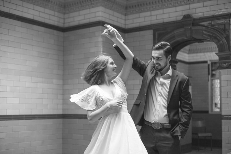 Quirky, Laid back styled wedding shoot at Victoria Baths Manchester (15)