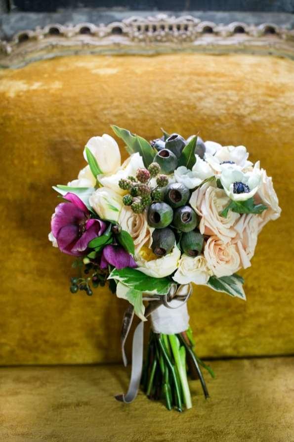 Steampunk Wedding Inspiration metals bride shoot 8