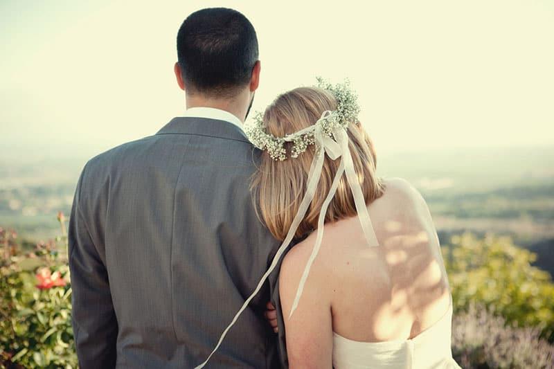 A Colourful DIT Wedding