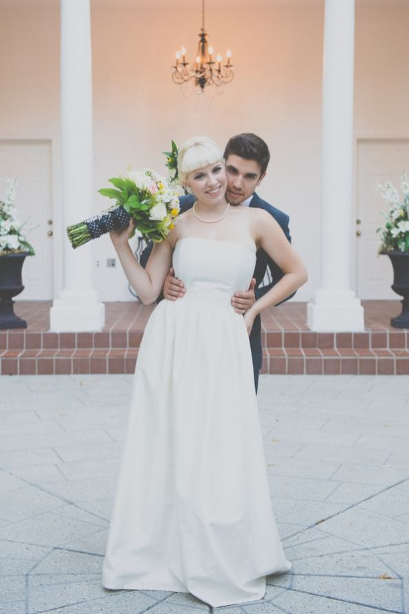 How to host a Mad Men Inspired Wedding (27)