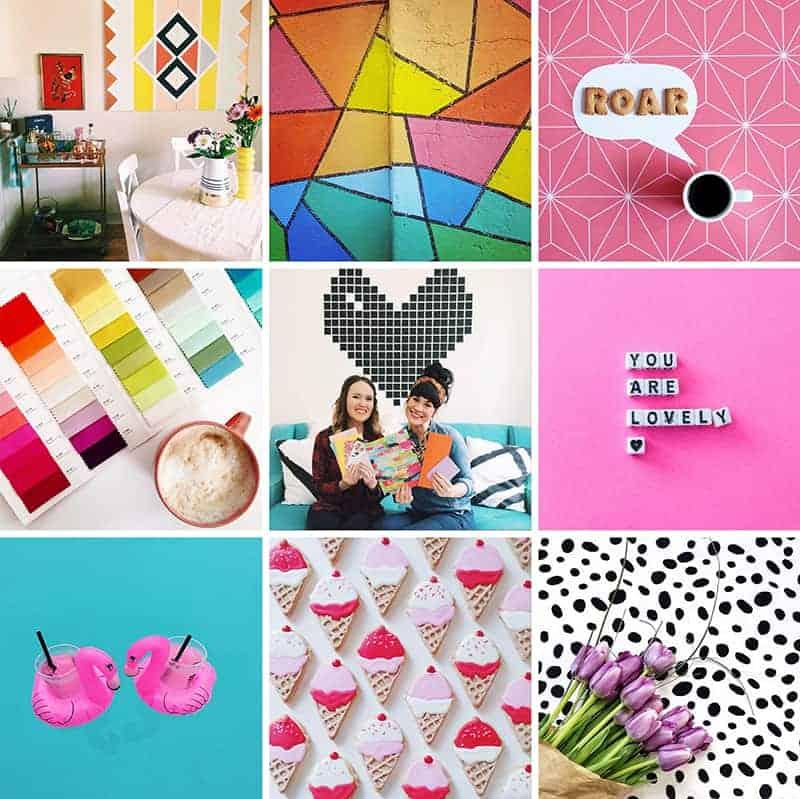 ABM Colorful Instagram