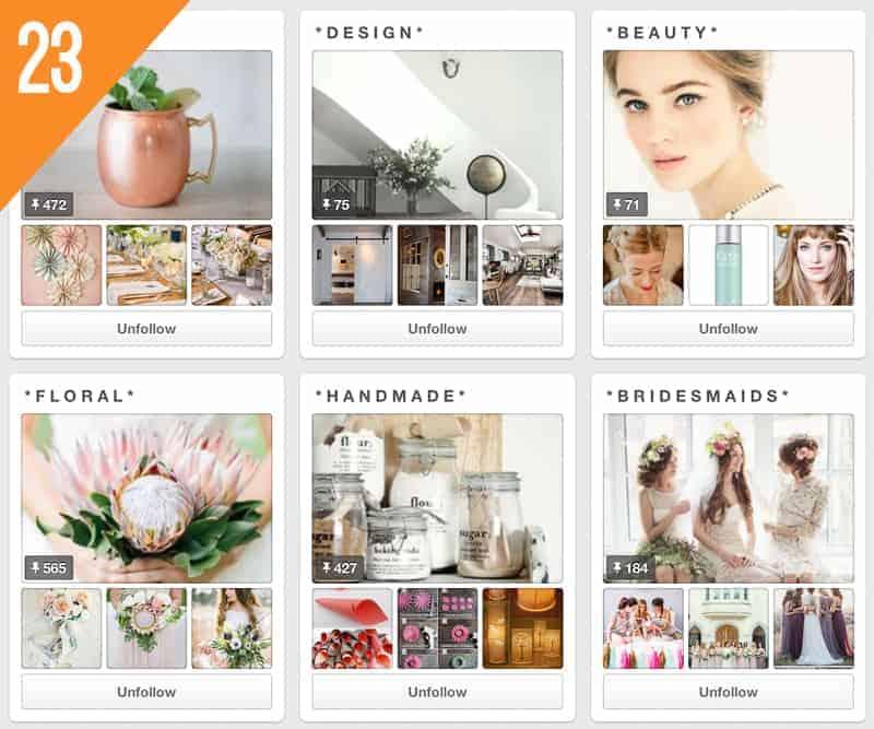 23 Fab You Bliss Wedding Unique Accounts Pinterest Follow