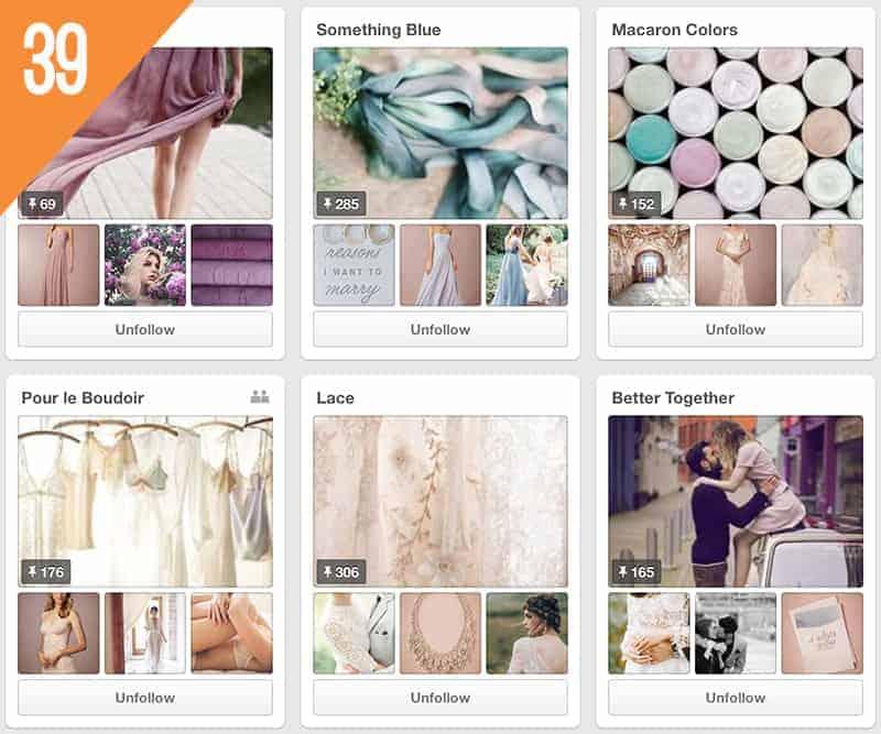 39 BHLDN Pinterest Accounts to Follow for Wedding Inspiration