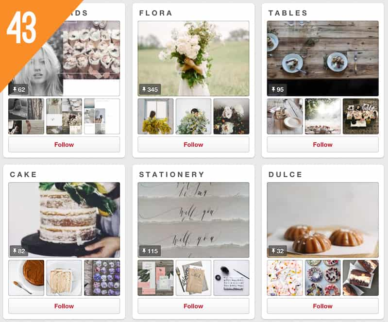 43 The Lucky Chase Project Wedding Accounts Pinterest Follow