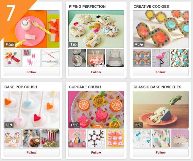 7 Cakegirls Wedding Pinterest Accounts to Follow Party Cake Inspiration
