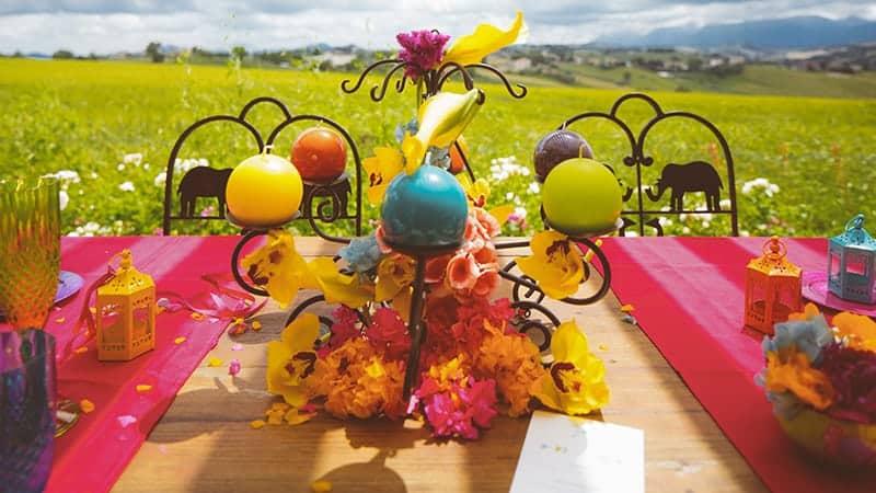 Festival Inspired Gypsy Mexican Fiesta Wedding Isnpiration 36