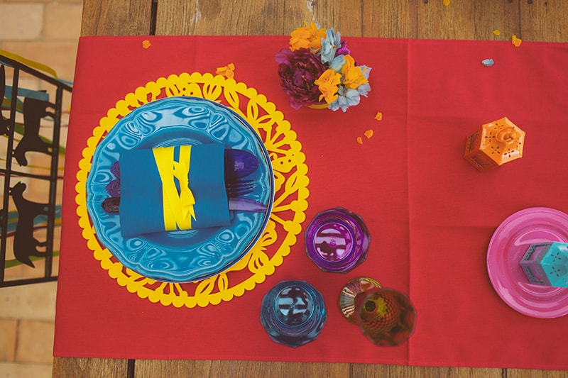 Festival Inspired Gypsy Mexican Fiesta Wedding Isnpiration 6