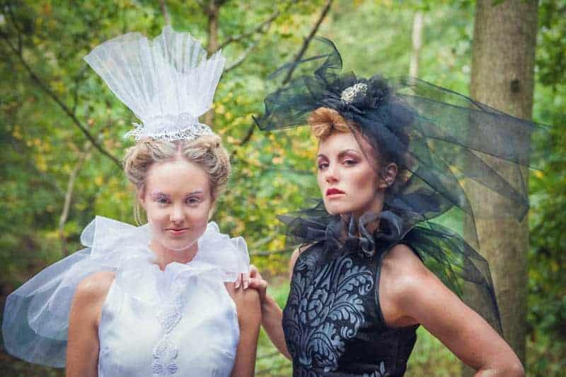 ENCHANTING FAIRYTALE FOREST WEDDING INSPIRATION (22)