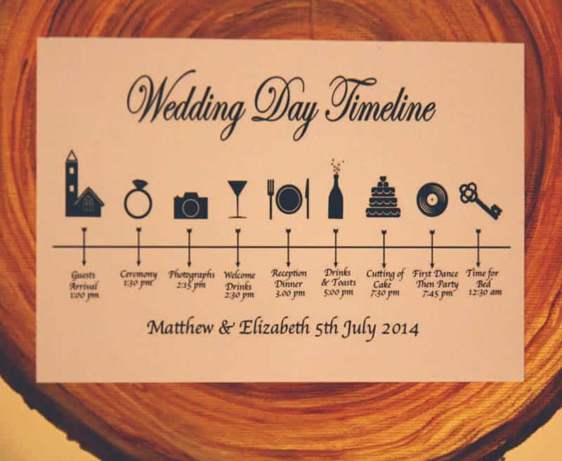 TRAVEL INSPIRED WOODLAND WEDDING (16)