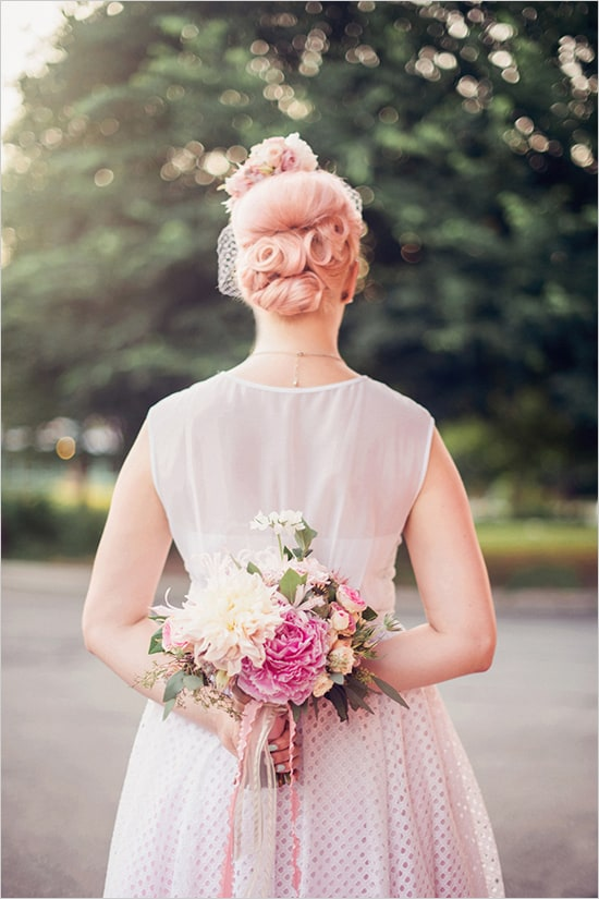 Retro Summer Time Inspiration - wedding Chicks 2