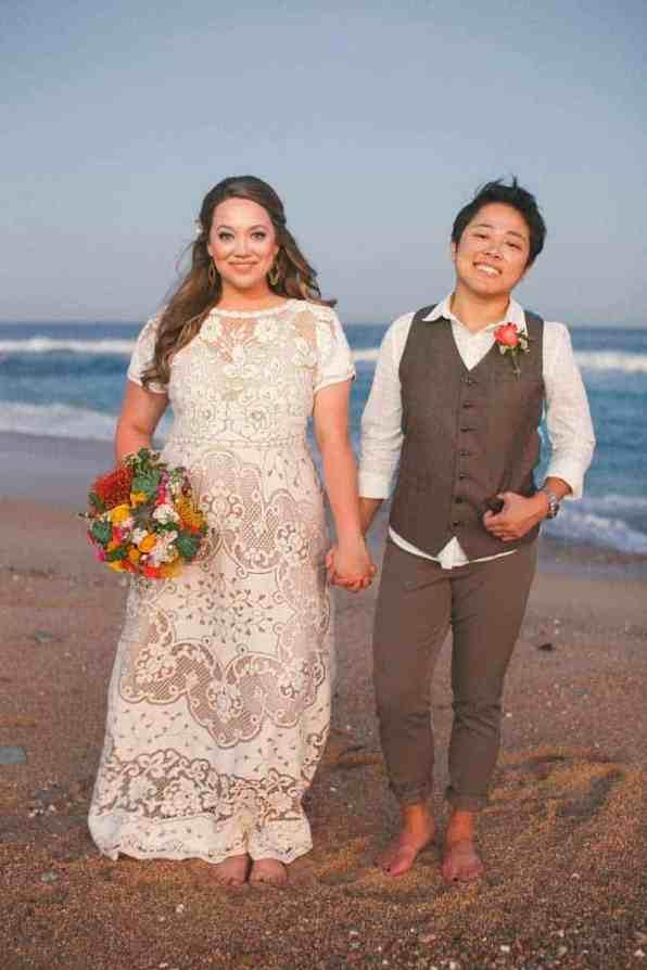 Playful Same Sex Wedding In Mexico  Bespoke-Bride Wedding Blog-6024