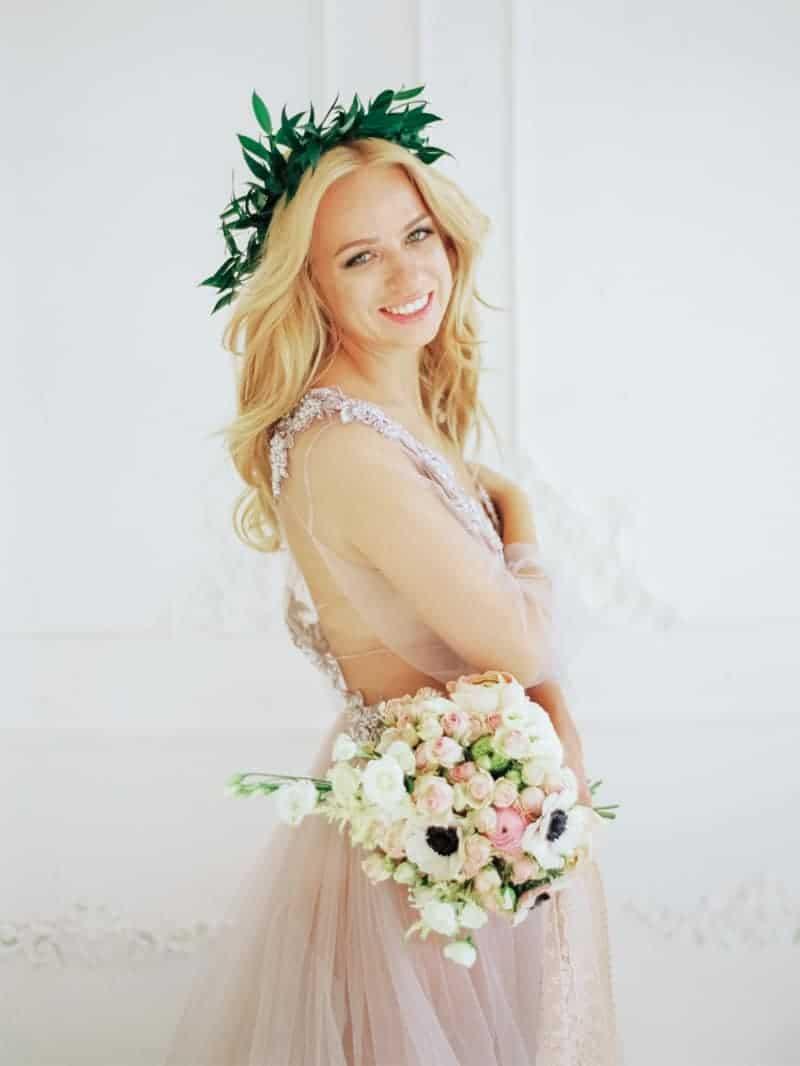 Soft Romantic Boudoir Shoot Session Bespoke Bride 3