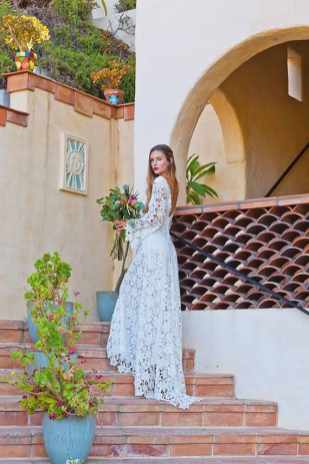 Crochet Wedding Dress Dreamers and Lovers