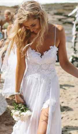 Low Back Lace Wedding Dress Grace Loves Lace