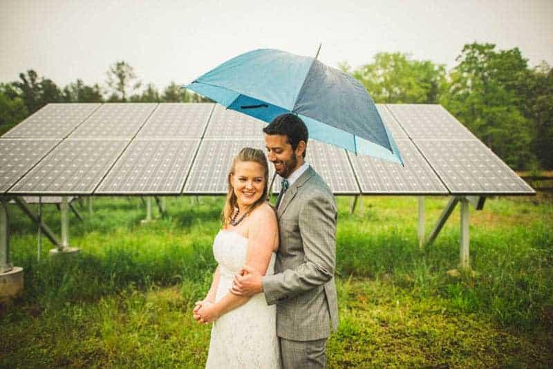 A COOL RAINY ORGANIC SOLAR FARM WEDDING (12)