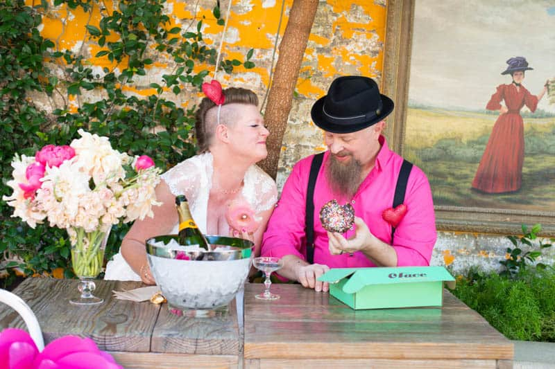 PINK TO MAKE THE BOYS WINK! AN ECLECTIC LAS VEGAS ELOPEMENT (11)