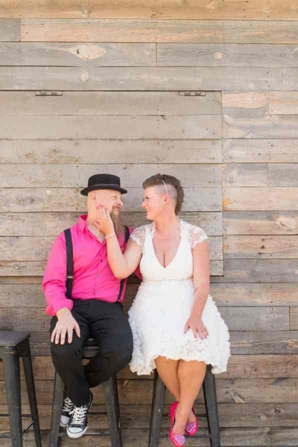 PINK TO MAKE THE BOYS WINK! AN ECLECTIC LAS VEGAS ELOPEMENT (21)