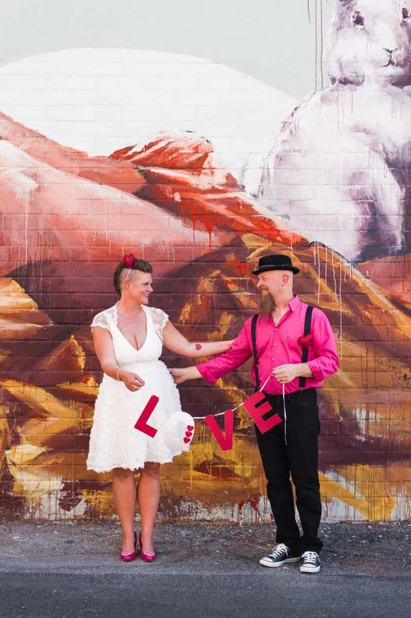 PINK TO MAKE THE BOYS WINK! AN ECLECTIC LAS VEGAS ELOPEMENT (24)