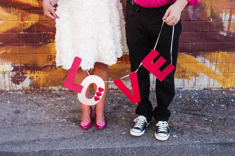 PINK TO MAKE THE BOYS WINK! AN ECLECTIC LAS VEGAS ELOPEMENT (25)