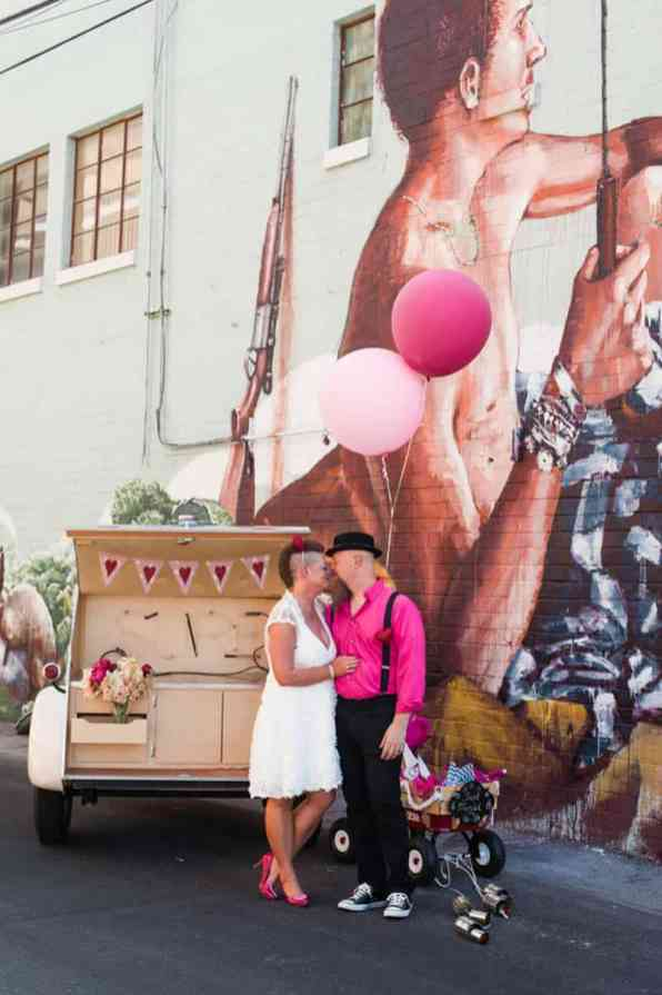 PINK TO MAKE THE BOYS WINK! AN ECLECTIC LAS VEGAS ELOPEMENT (26)