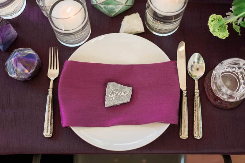 Precious Stone, Agate Inspired Bridal Shower (2)