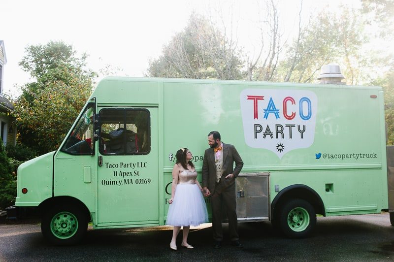 A FUN & QUIRKY FALL VEGAN WEDDING WITH A TACO TRUCK AND PUMPKIN DECORATIONS! (23)