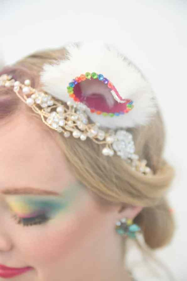LISA FRANK STYLED SHOOT! COLOURFUL UNICORNS & RAINBOWS (7)