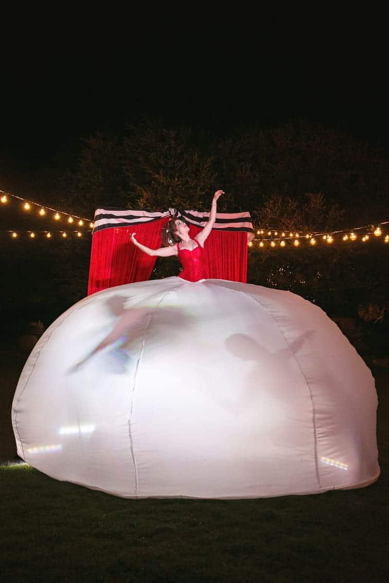 Circus Carnival Wedding Inspiration Theme 37